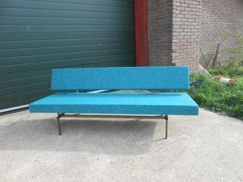 Design Slaapbank Gijs Van Der Sluis 540.Gijs Van Der Sluis Gispen 540 Vintage Retro Design Slaapbank